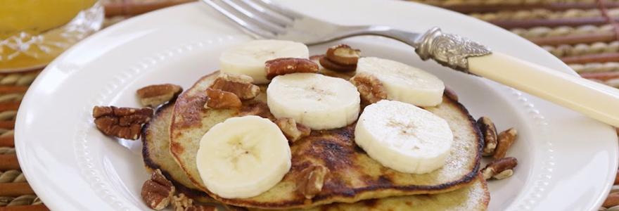 Crêpes aux bananes